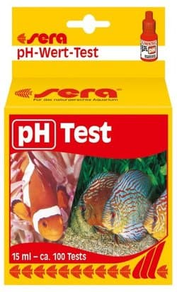 Sera Тест для воды pH-Test 15 мл