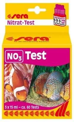 Sera Тест для воды NO3-Test 15 мл (арт.4510)