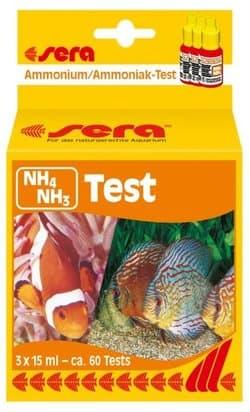 Sera Тест для воды NH4/NH3-Test 15 мл