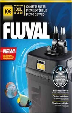 Фильтр для аквариума внешний FLUVAL 106, 480л/ч до 100л