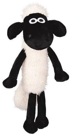 """Трикси """"Shaun the sheep"""" игрушка для собаки барашек Шон, 28см, арт.36100"""