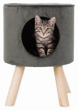 Trixie Домик для кошек-пещера Livia, 50 см, артикул 36296