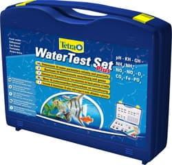 Набор тестов в чемоданчике Tetra WaterTest Set Plus pH/KH/GH/NH3/NH4/NO2/NO3/O2/CO2