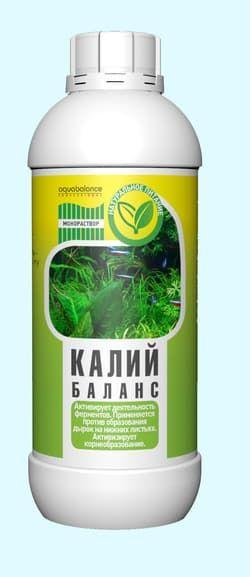 Аквабаланс для аквариума Калий-баланс 1000мл