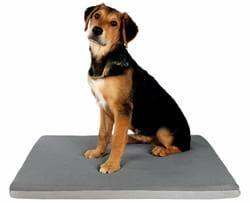 Подстилка для собак Aiko, 100х70 см, серый/светло-серый артикул 37112