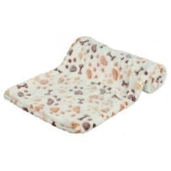Подстилка для собак Lingo, 100Х75 см, белый/бежевый, 37178