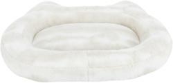 Трикси Лежак Nelli, 70х60 см, бело-серый, арт.37501