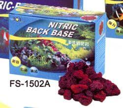 """Наполнитель для аквариумных фильтров """"NITRI-BACK BASE"""" удалитель нитритов 400гр"""