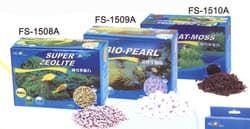 """Наполнитель для аквариумных фильтров керамический, высокопористый """"BIO-PERAL"""" шарики 500гр"""