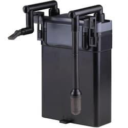 Фильтр внешний канистровый навесной с регулятором потока, 6W 500л/ч,акв. 110-150л SS-HBL-803