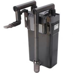 Фильтр внешний канистровый навесной с регулятором потока, 6W (500л/ч,акв. 50-90л) SS-HBL-801