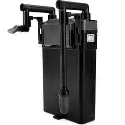 Фильтр внешний канистровый навесной с регулятором потока, 6W (500л/ч,акв. 80-120л) SS-HBL-802