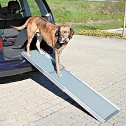 Пандус для багажника автомобиля 1,8м, ширина 43 см для собаки весом до 120кг артикул 3940