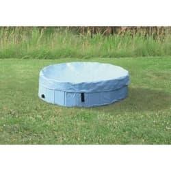 Крышка на бассейн для собак 120 см, светло-голубой артикул 39486