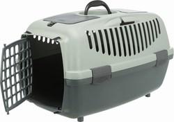 Трикси Транспортный бокс Be Eco Capri 3, S: 40х38х61 см, антрацит, арт.39807
