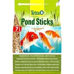 Корм для прудовых рыб TetraPond Pond Sticks 7 литров