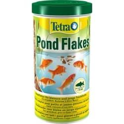 Корм для прудовых рыб TetraPond Flakes 1000мл