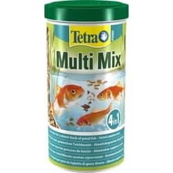 Корм для прудовых рыб TetraPond Multi Mix 1000мл