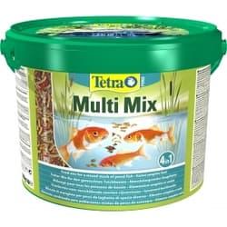 Корм для прудовых рыб TetraPond Multi Mix 10000мл