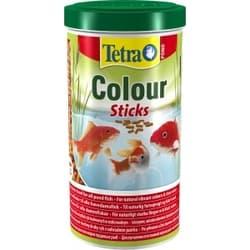 Корм для прудовых рыб TetraPond Colour 1000мл