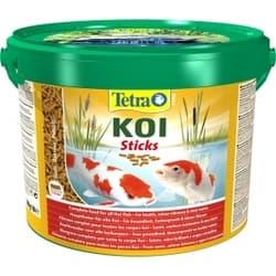 Корм для прудовых рыб TetraPond Koi Sticks 10000мл