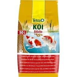 Корм для прудовых рыб TetraPond Koi Sticks 50000мл