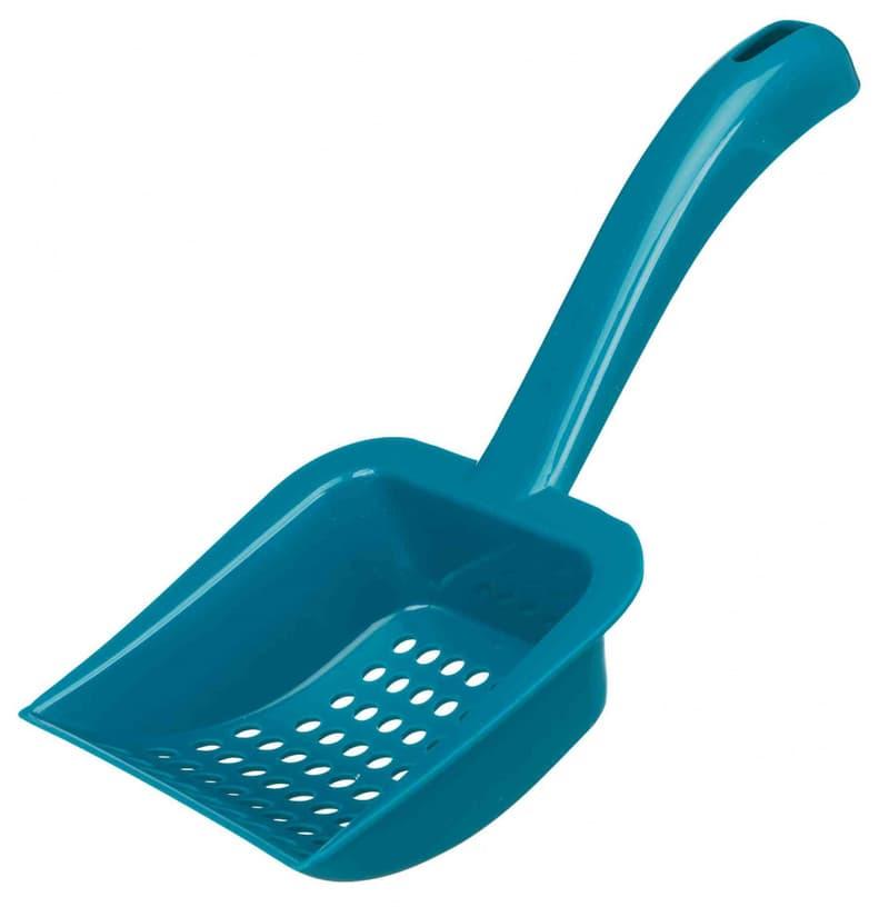 Трикси Совок с отверстиями для кошачьего туалета, пластик, арт.40471