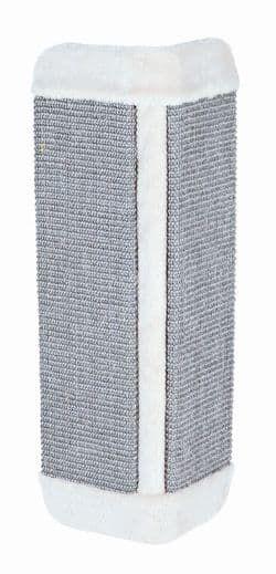 Trixie Когтеточка угловая, 32х60 см, арт.43435 св.-серая