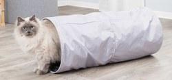 Трикси Тоннель для кошки XXL, 35х85 см, серый, арт.43009