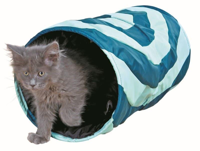 Трикси Тоннель для кошки шуршащий, 50 см, ф 25 см, арт.4301
