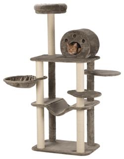 Трикси Домик для кошки Fabiola, 70х50х165 см, серый. арт.43530