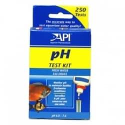 API Тест Кит - Набор для измерения уровня pH в пресной воде pH Test Kit