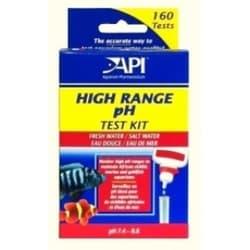 API Хай Рандж рН Тест Кит - Набор для измерения уровня pH в пресной и морской воде Hige Range pH Test Kit