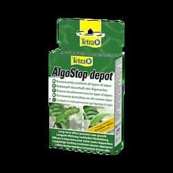 Tetra AlgoStop depot Таблетки длительного действия для уничтожения водорослей в пресноводном аквариуме 12таб.