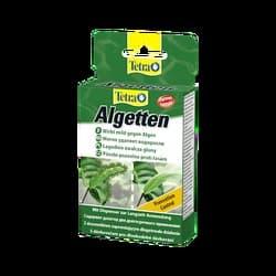 Tetra Средство против водорослей Algetten контроль обрастаний 12табл на 120л