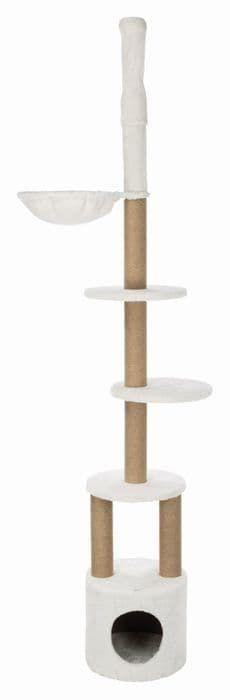 Trixie Домик для кошки Aurelio, от пола до потолка, 220–250 см, артикул 44072