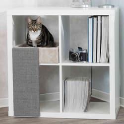 Trixie Когтеточка с лежаком для кошек на стеллаж, 48 см, артикул 44085