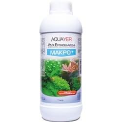 Удобрение для аквариумных растений AQUAYER Удо Ермолаева МАКРО 1 L
