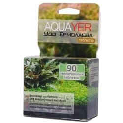 Удобрение для аквариумных растений AQUAYER Удо Ермолаева Таблетки 90 шт.