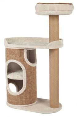 Trixie Когтеточка для котят Falcot 117 см светло-серый артикул 44416