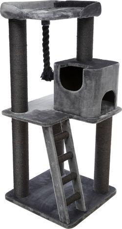 Трикси Домик для кошки Sergio XXL, 176 см, серый, арт.44661