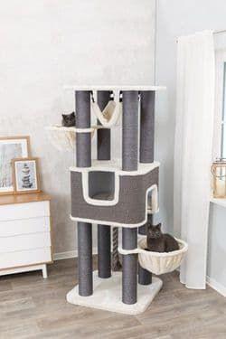 Trixie Домик для кошки Humberto XXL, 174 см, артикул 44674