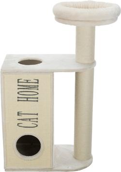 ТРИКСИ Домик для кошки Vincenzo, 120 см, кремовый, арт.44711