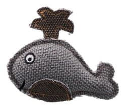 """Трикси Игрушка """"Кит"""", полиэстер/хлопок, 12 см, арт. 44524"""