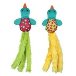 Trixie Игрушка Птичка, 9 см, плюш/текстиль, артикул 45563
