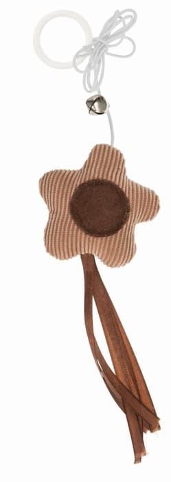 """Трикси Игрушка на верёвке """"Цветок"""", 6 см/65 см, арт.45626"""