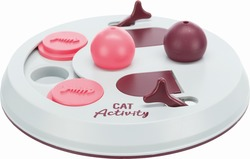 Трикси Развивающая игра Cat Activity Flip Board, 23 см, арт.45892