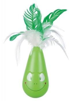 Trixie Вибрирующая лягушка, пластик, ø 6 × 25 см, арт.46017