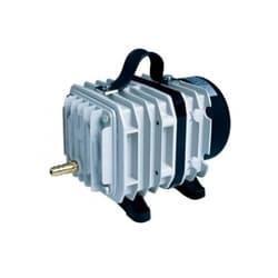 Электромагнитный поршневой компрессор в алюминиевом корпусе, 16W