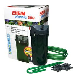 Фильтр для аквариума Eheim Classic с наполнителем 2215050.